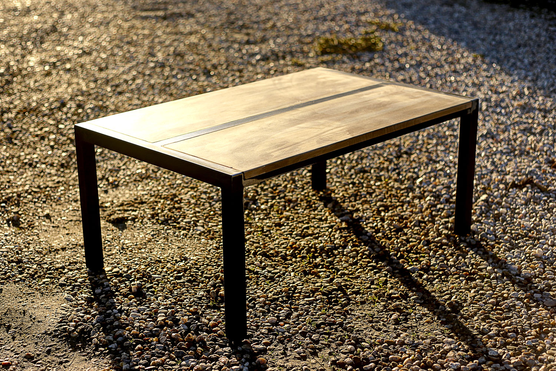 Table Basse - Ferronnerie Design