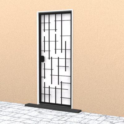 grille ouvrante artis simple